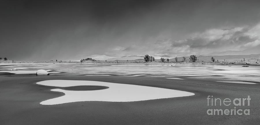 Loch Ba Winter Photograph