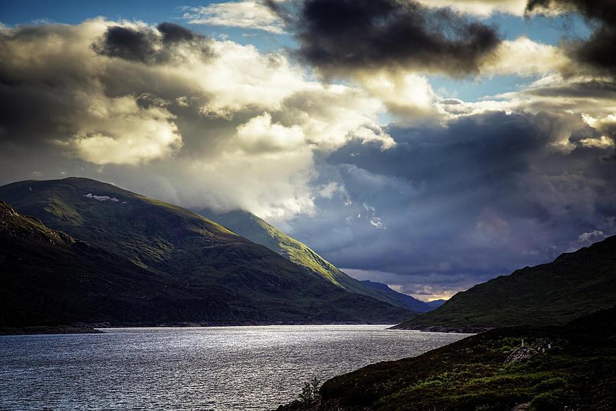 Loch Mullardoch Scotland Photograph
