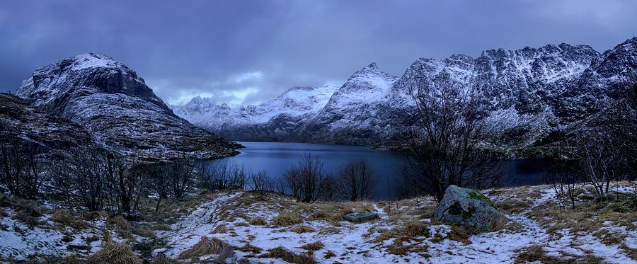 Lofoten Panorama Photograph