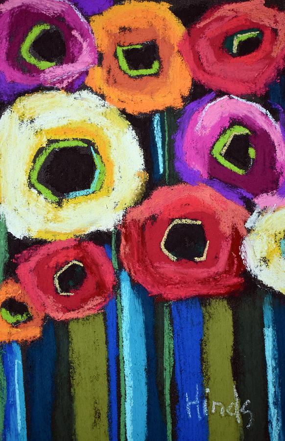 Lollipops Painting