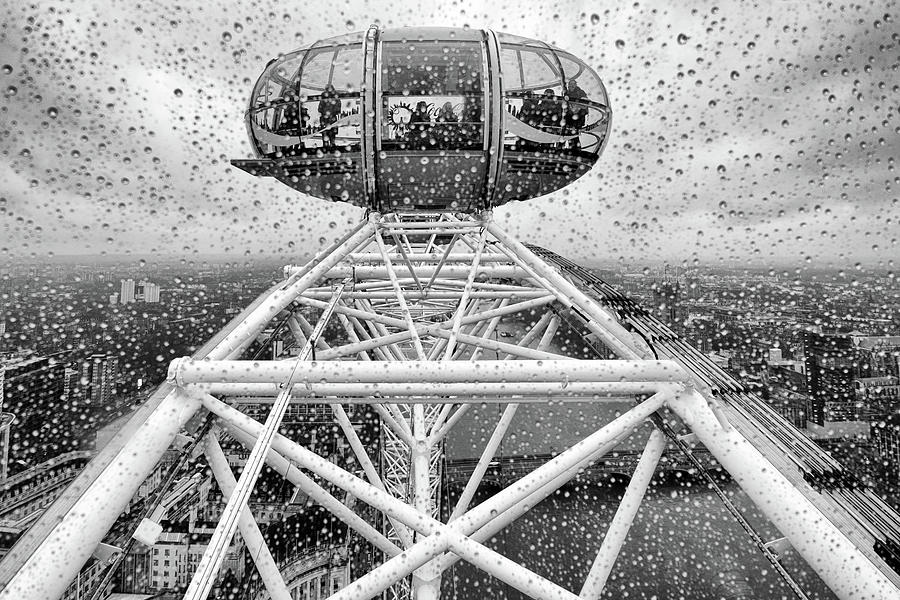 London Eye 2 Photograph
