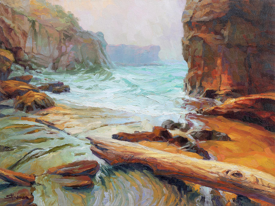 Lonesome Cove Painting
