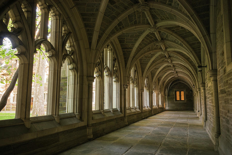Long Hall Photograph by Kristopher Schoenleber