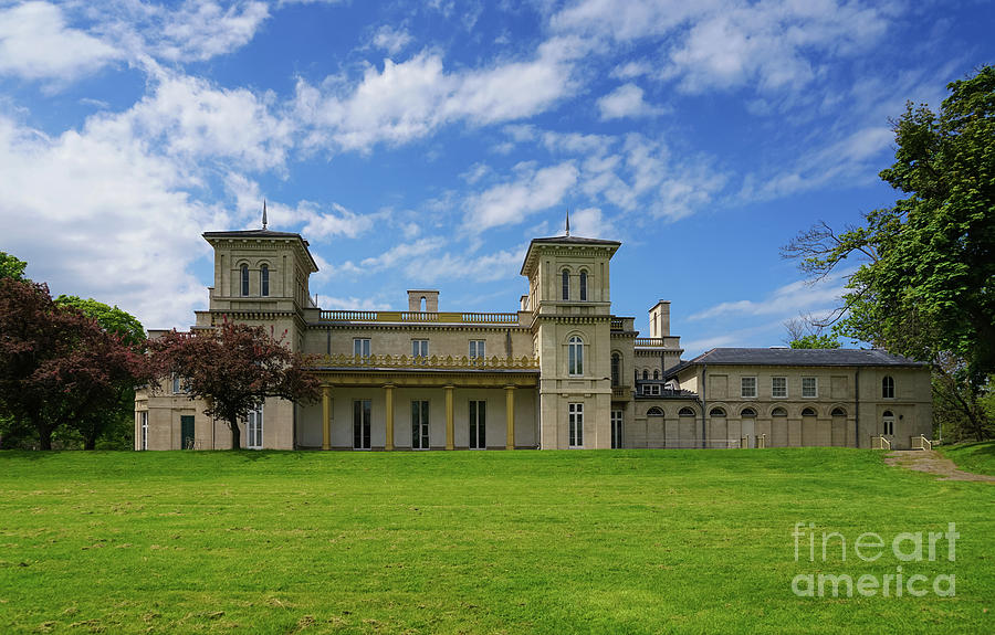 Looking Up At Dundurn Castle 2 Photograph