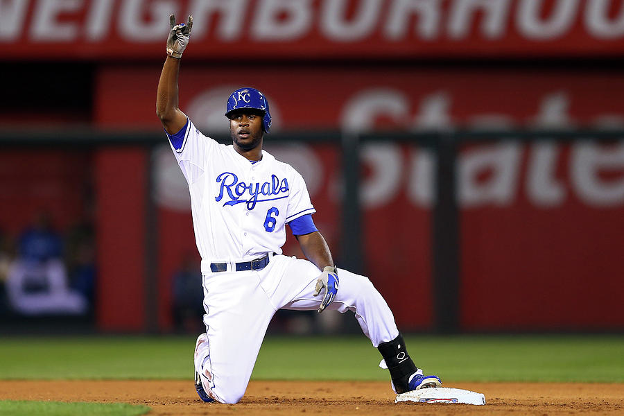 Lorenzo Cain Photograph by Elsa