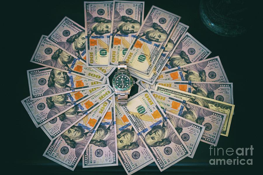 Lottery Dreams Photograph