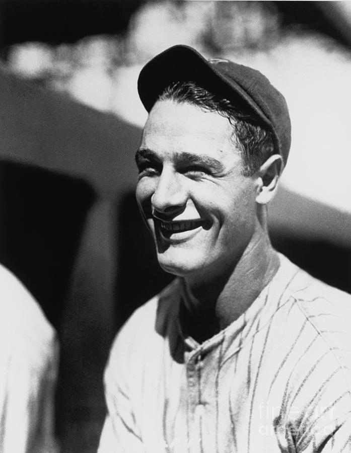 Lou Gehrig Photograph by National Baseball Hall Of Fame Library