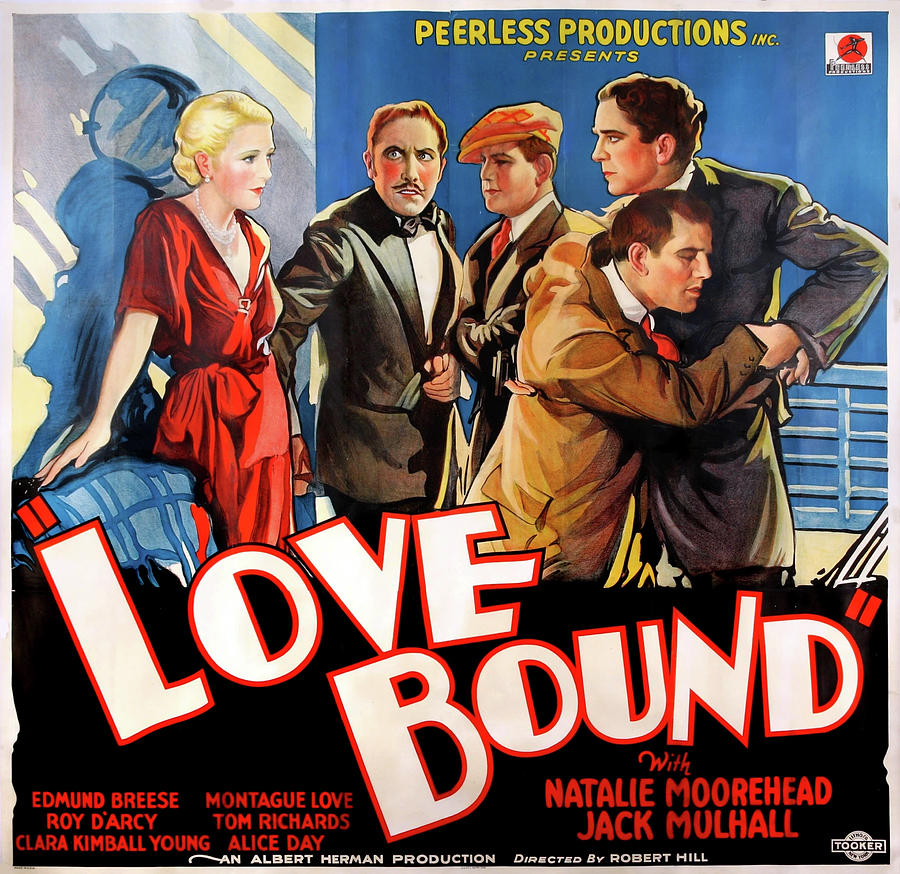 love Bound Poster Mixed Media