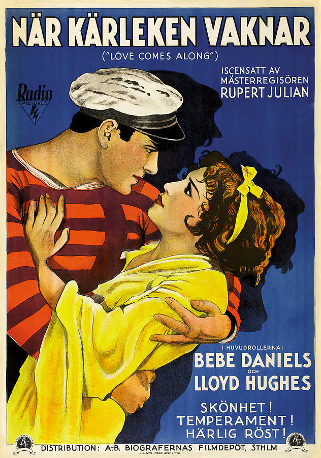 love Comes Along, 1930 Mixed Media