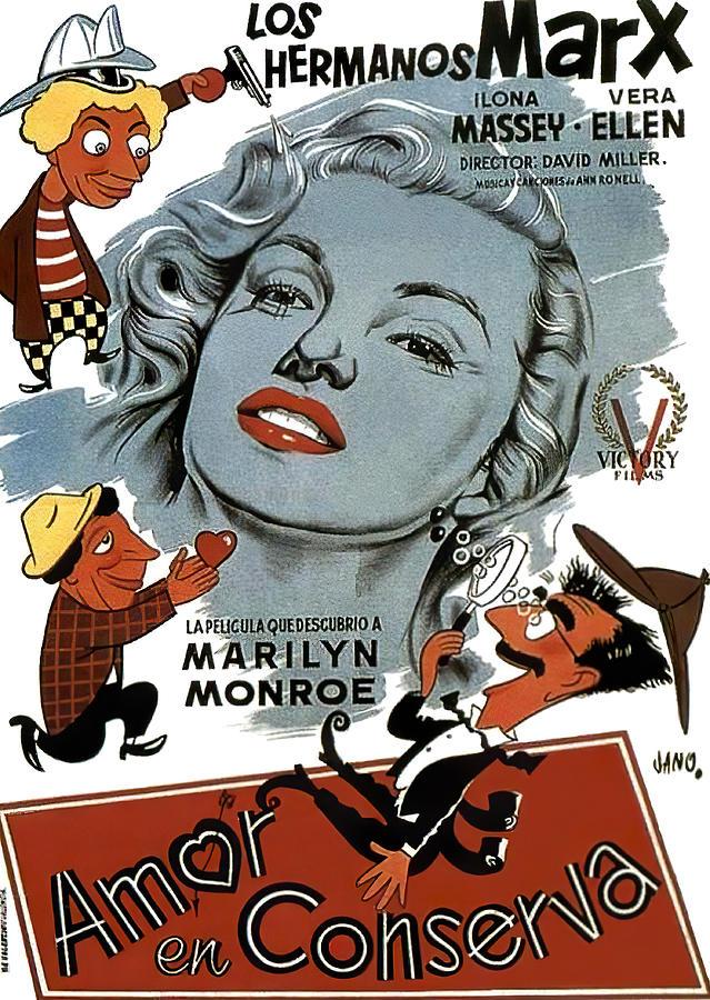 love Happy - 1949 Mixed Media
