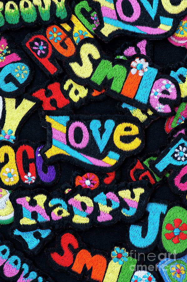 Love Happy Smile by Tim Gainey