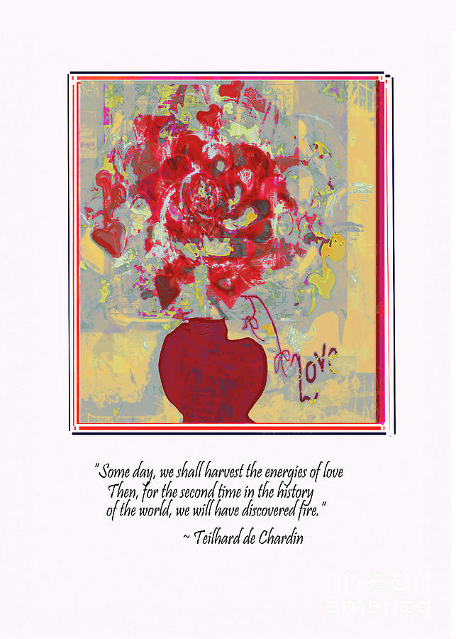 Love in Bloom No. 3 by Zsanan Studio