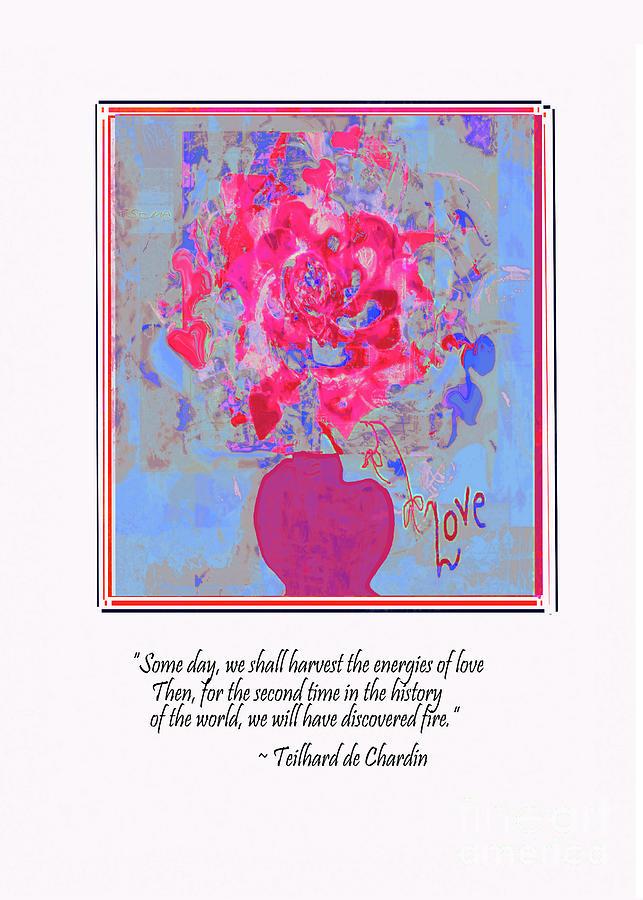 Love in Bloom No.1 by Zsanan Studio