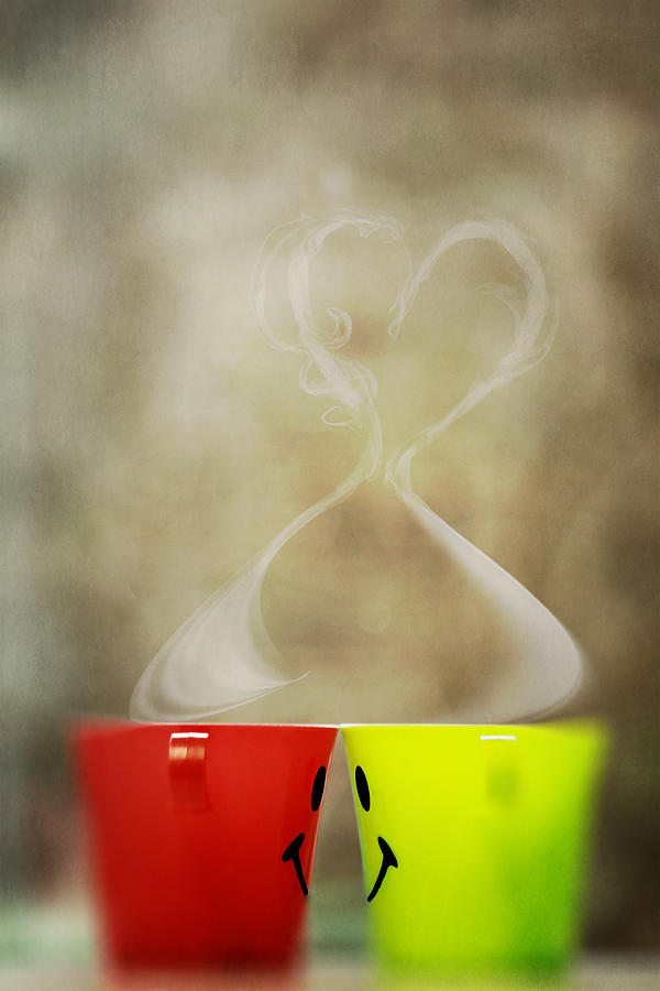 Love is... Photograph by Gregoria Gregoriou Crowe fine art and creative photography.