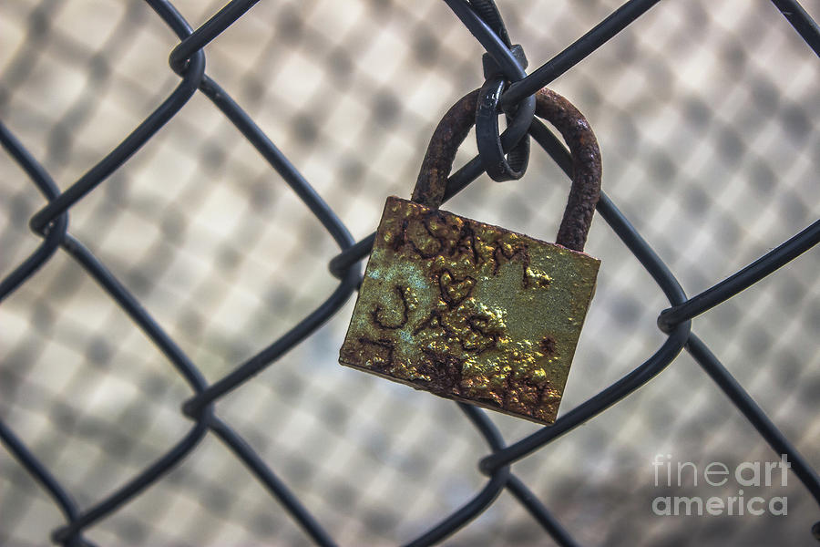 Love Lock by Colleen Kammerer