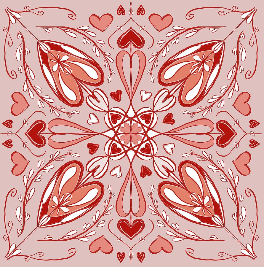 Love Pattern by Patricia Awapara