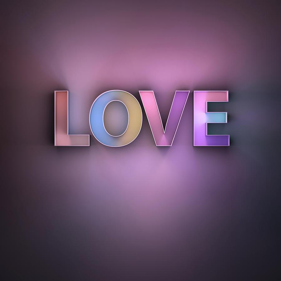 Love Digital Art