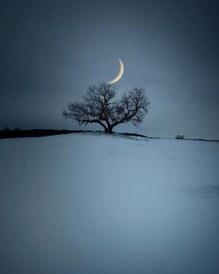 Lovers Moon Photograph