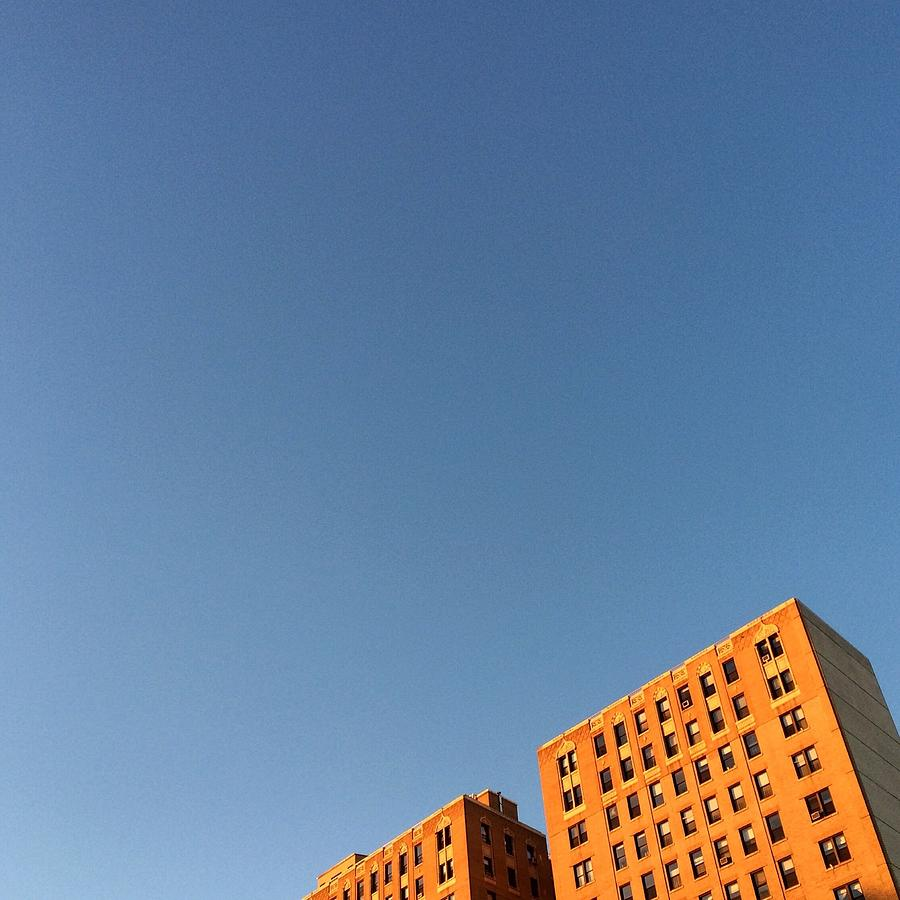 Low Angle View Of Building Against Clear Sky Photograph by David Crunelle / EyeEm