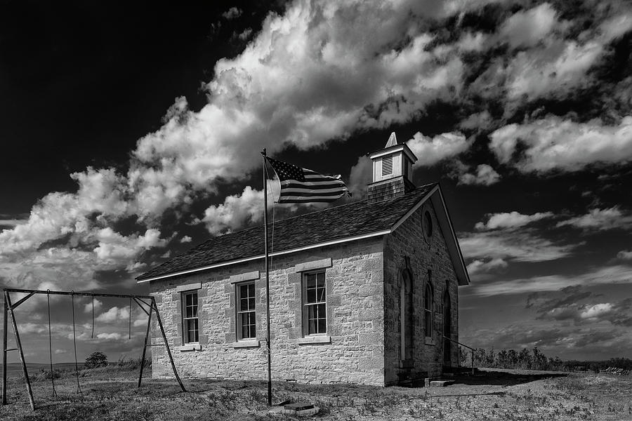 Lower Fox Creek School Photograph