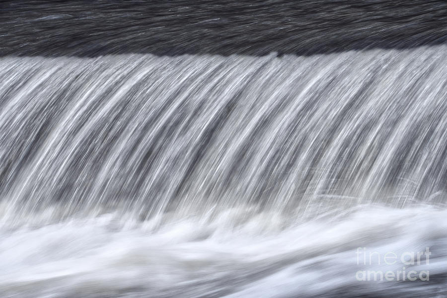 Lower Piney Falls 3 by Phil Perkins