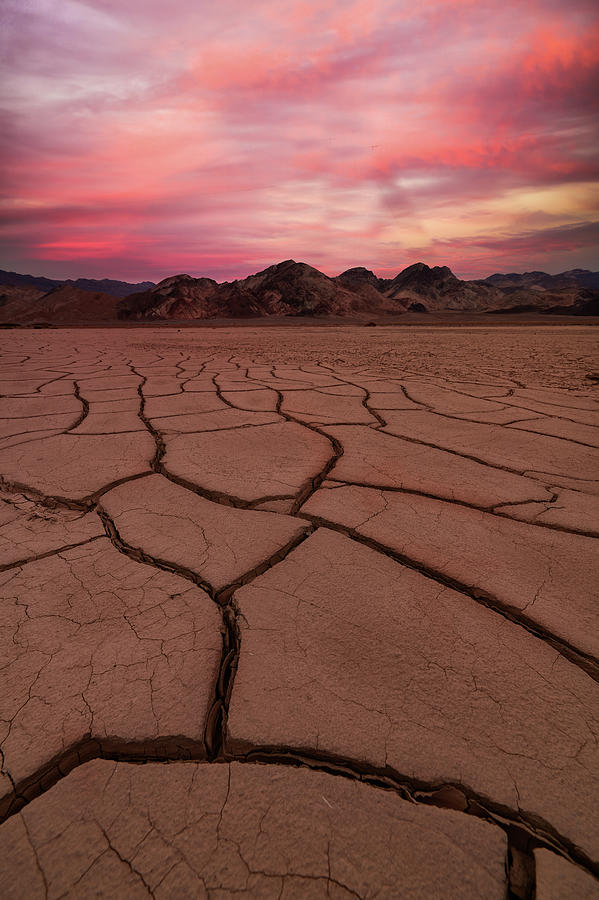 Lowest Point in Death Valley by Jon Glaser