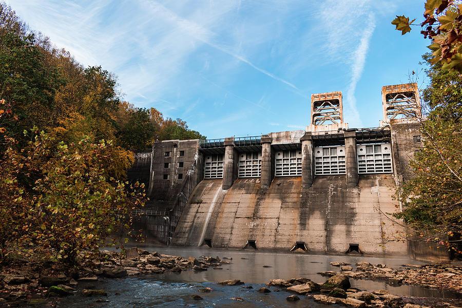Loyalhanna Dam Photograph