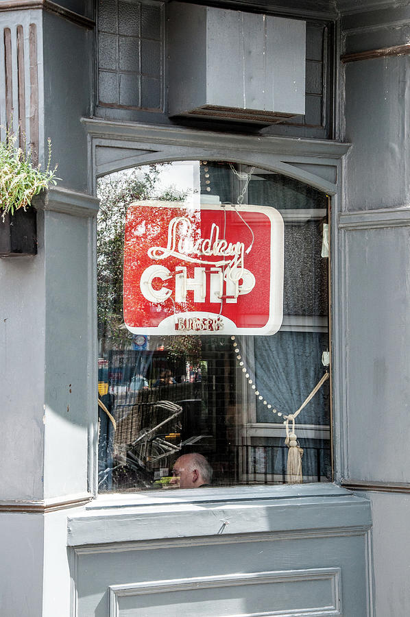 Shop Photograph - Lucky Chip And Fish by Darren Sacks