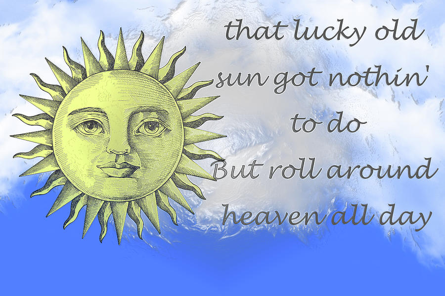 Lucky Old Sun by Movie Poster Prints