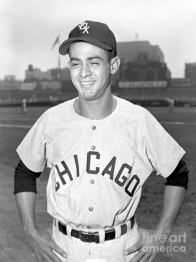 Luis Aparicio Photograph by Kidwiler Collection