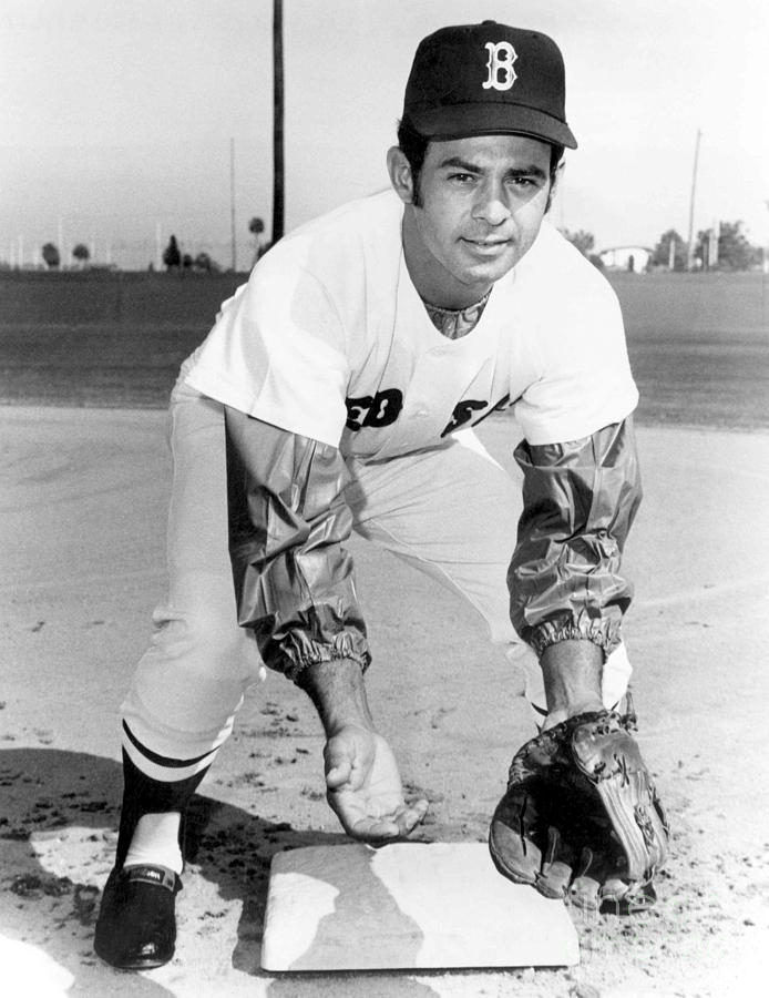 Luis Aparicio Photograph by National Baseball Hall Of Fame Library