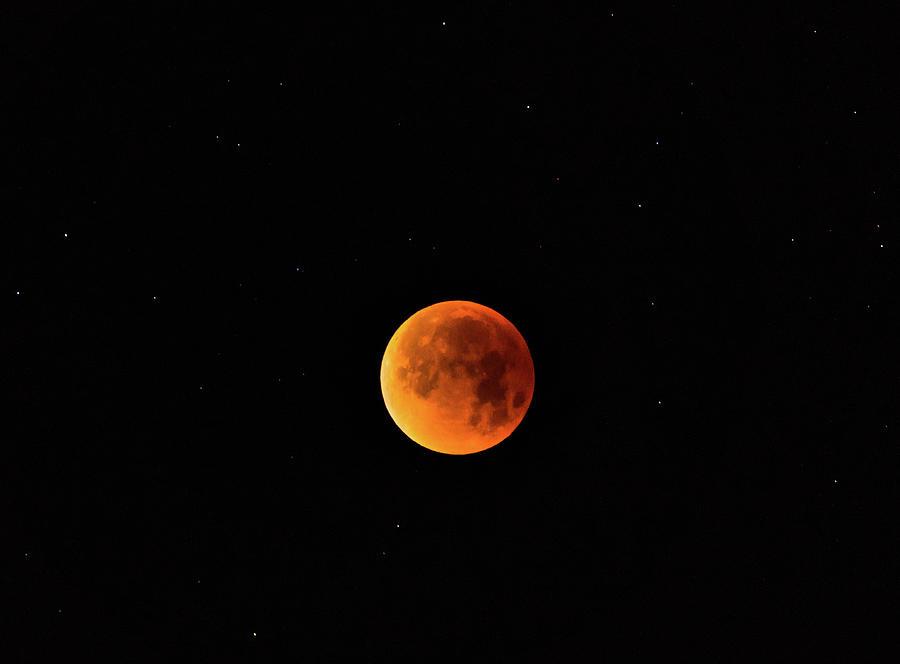 Lunar eclipse by Asif Islam