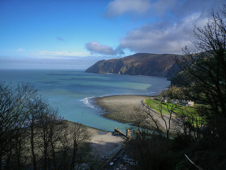 Lynmouth Exmoor North Devon Photograph