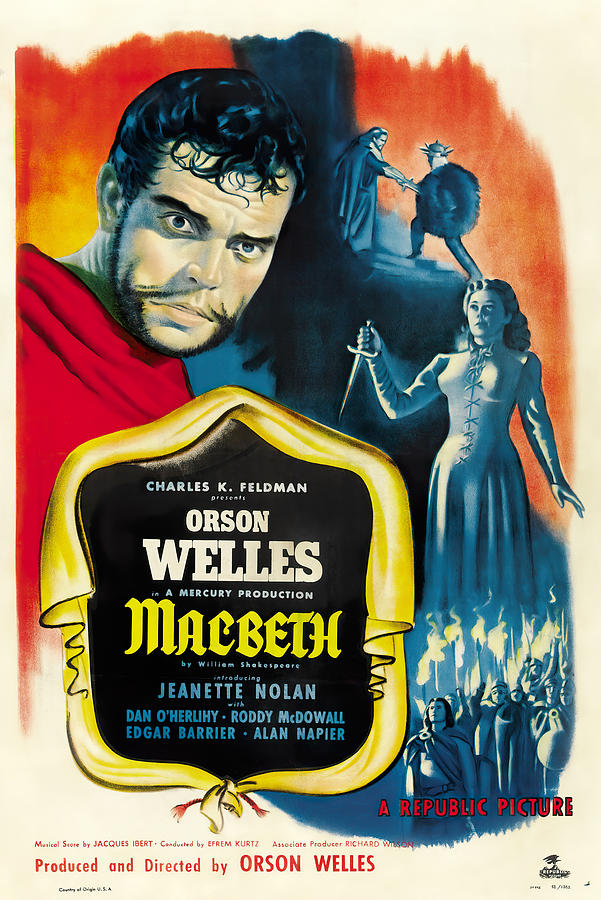 macbeth - 1948 Mixed Media