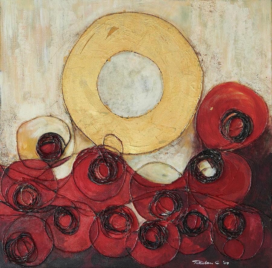 Sun Painting - Macii by Camelia Tutulan