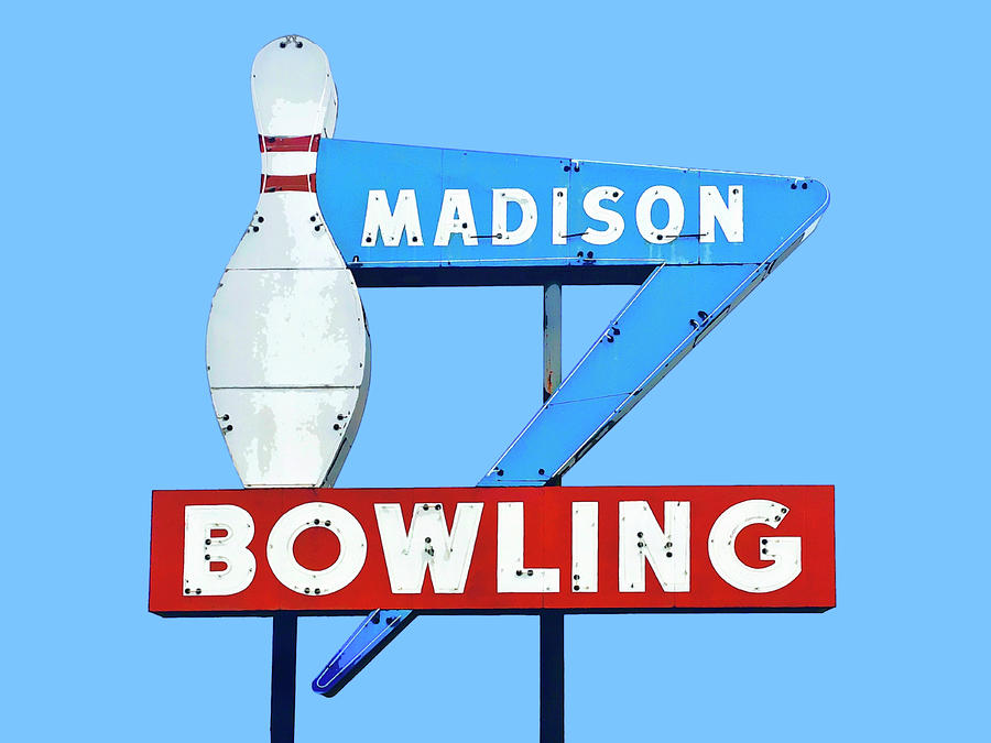 Madison Bowling by Dominic Piperata