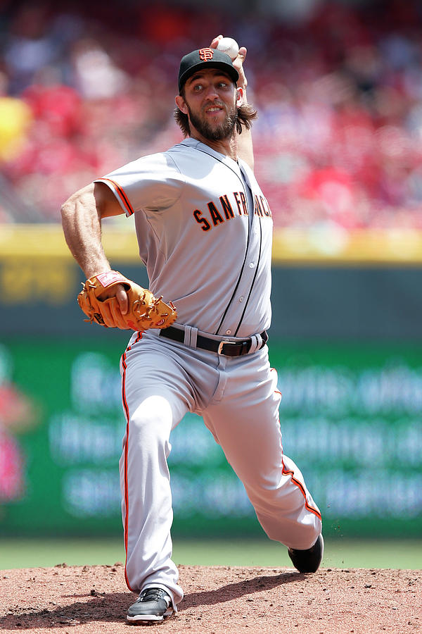 Madison Bumgarner Photograph by Joe Robbins