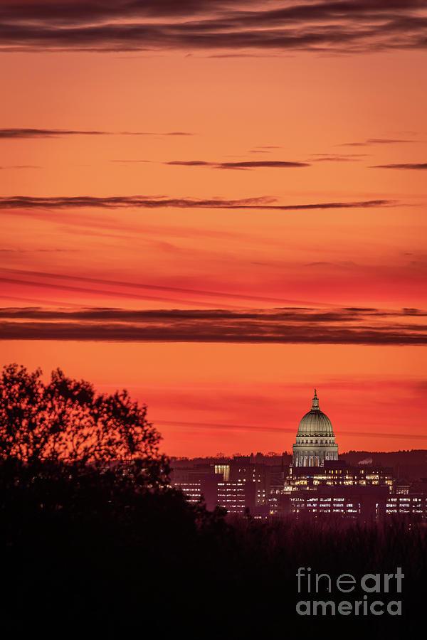 Madison Sunset by Amfmgirl Photography