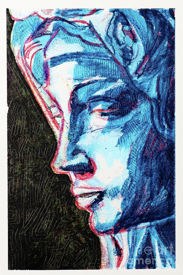 Madonna - Michelangelo Drawing