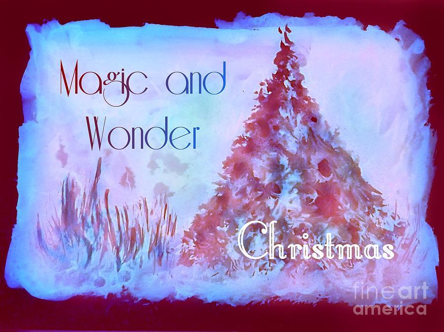 Magic and Wonder by David Neace