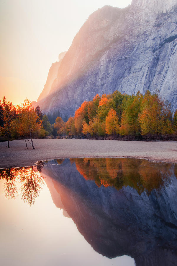 Magic Happens, Yosemite Valley Photograph by Vincent James