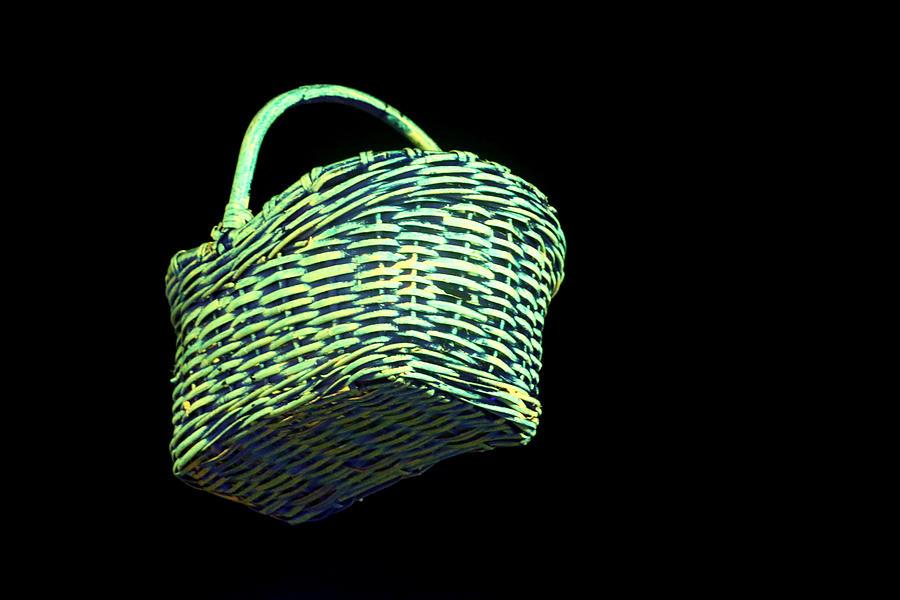 Magical Basket by The Art Of Marilyn Ridoutt-Greene