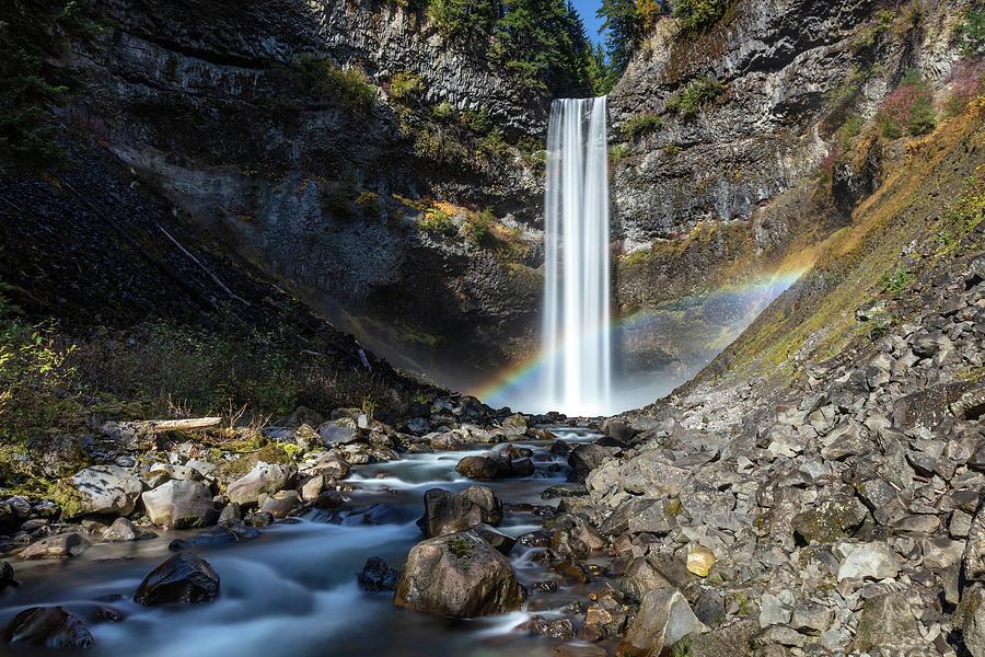 Magical Brandywine Falls Photograph