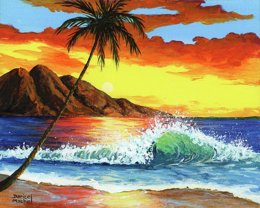 Magical Sunset by Darice Machel McGuire
