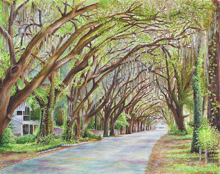 Magnolia Street by Arthur Fix