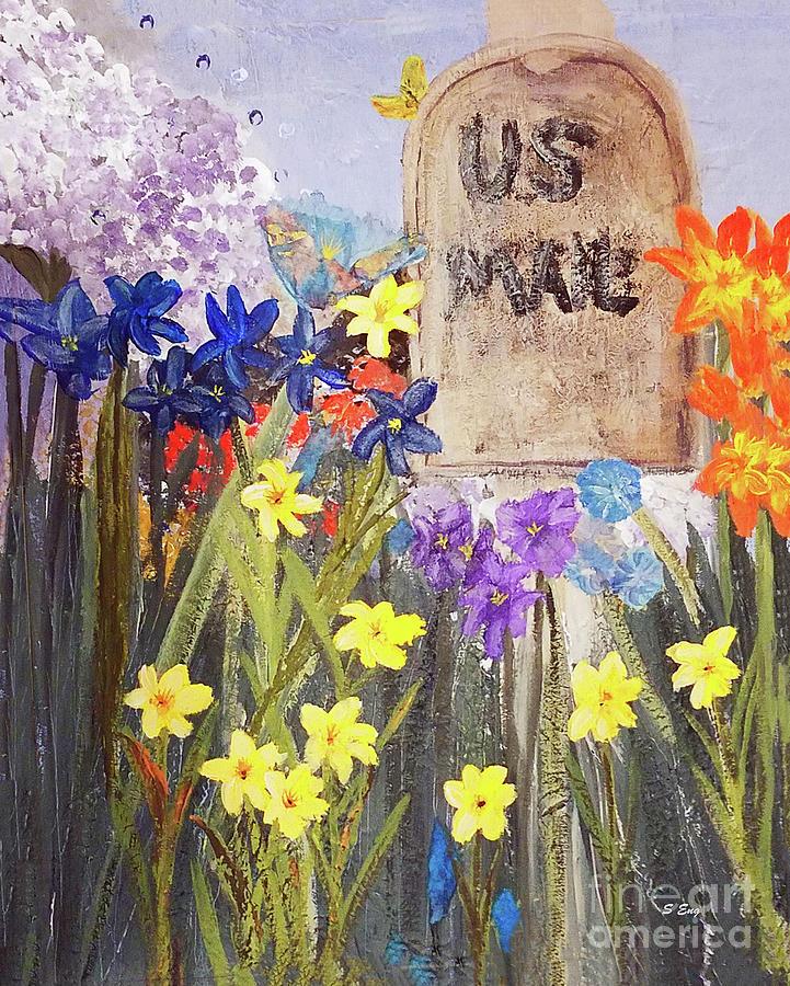 Mailbox Garden 300 by Sharon Williams Eng