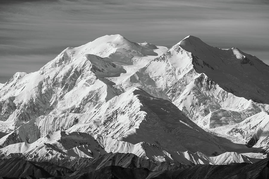 Majestic Denali mountain by Asif Islam
