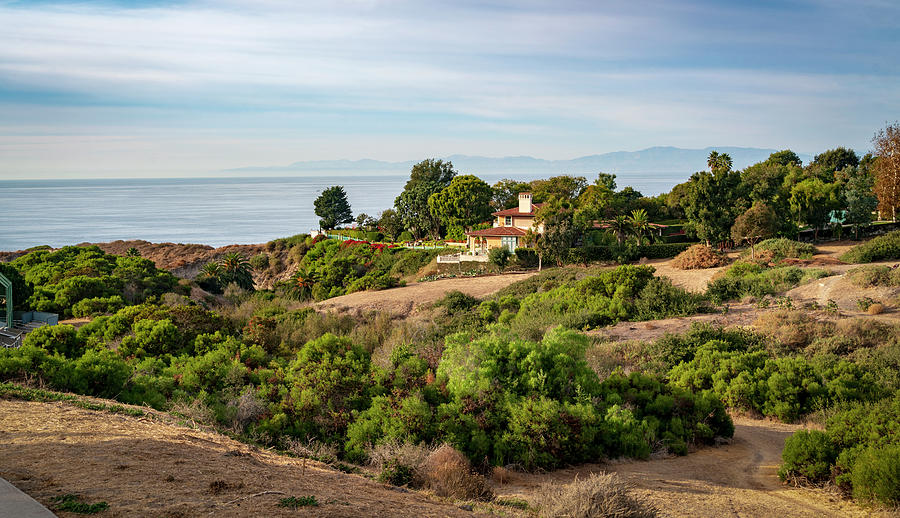 Ocean Photograph - Malaga to Malibu by Mike-Hope by Michael Hope
