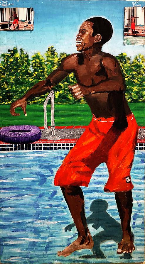 Malik Painting - Malik by Far I Shields