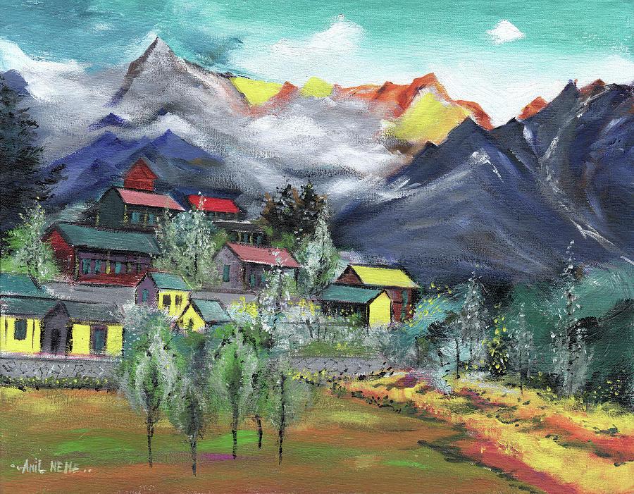 Manali New Painting